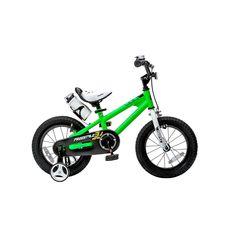 "Велосипед 16"" RoyalBaby Freestyle, зеленый, фото 1"