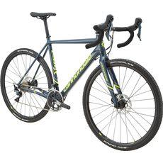 """Велосипед 28"""" Cannondale CAADX Ultegra disc SLA серо-синий 2018, фото 2"""