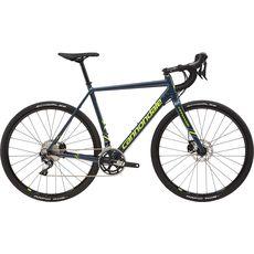 """Велосипед 28"""" Cannondale CAADX Ultegra disc SLA серо-синий 2018, фото 1"""