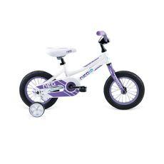 "Велосипед 12"" Apollo Neo girls Gloss White/Gloss Lavender, фото 1"