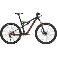 "Велосипед 27,5"" Cannondale Habit 6 BLK черный 2018, фото 1"