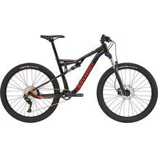 """Велосипед 27,5"""" Cannondale Habit 6 BLK черный 2018, фото 1"""