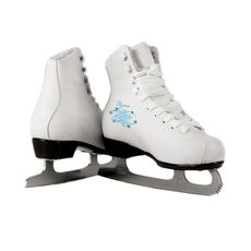 Фигурные коньки CK Princess Junior snowflake, фото 1