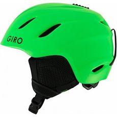 Шлем горнолыжный Giro Nine Jr Matte Green, фото 1