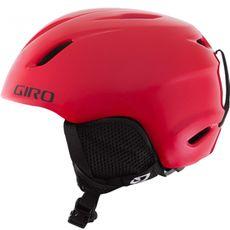 Шлем горнолыжный Giro Launch Matte Bright Red, фото 1