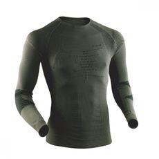 Термофутболка X-Bionic Energizer Combat Shirt Long Sleeves Sm E122 (I20203), фото 1
