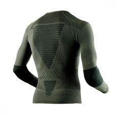 Термофутболка X-Bionic Energizer Combat Shirt Long Sleeves Sm E122 (I20203), фото 2