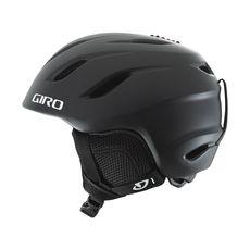 Шлем горнолыжный Giro Nine Jr Matte Black, фото 1