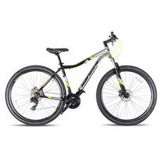Велосипед Ranger Magnum 29 Disc  Черный-зеленый-серебристый, фото 1