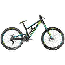 """Велосипед 27,5"""" Bergamont Straitline Team 2018 black/neon yellow/cyan (matt), фото 1"""
