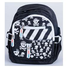 Рюкзак детский KiddiMoto черепы, маленький, 2 - 5 лет (BIB-46-31), фото 1