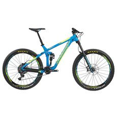 "Велосипед 27,5"" Bergamont Encore Team 2018 black/neon yellow/cyan (matt), фото 1"