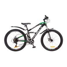 """Велосипед 26"""" Formula Blaze AM2 14G DD  черно-зеленый 2018, фото 1"""