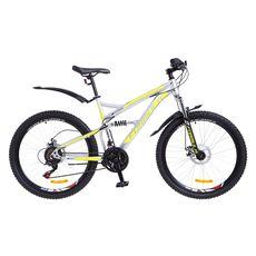 "Велосипед 26"" Formula X-Rover AM2 14G DD серо-желтый 2018, фото 1"