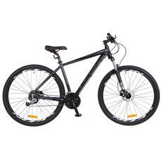 """Велосипед 29"""" Leon TN-70 AM Hydraulic lock out 14G HDD Al черно-графитовый 2018, фото 1"""