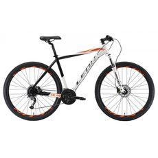 """Велосипед 29"""" Leon TN-70 AM Hydraulic lock out 14G HDD Al черно-белый с красным 2018, фото 1"""