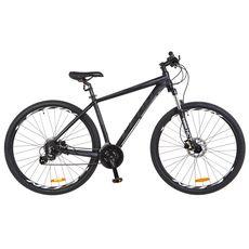 """Велосипед 29"""" Leon TN-80 AM Hydraulic lock out 14G HDD Al черно-графитовый 2018, фото 1"""
