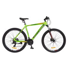 "Велосипед 29"" Optimabikes F-1 AM 14G HDD Al салатно-черно-оранжевый 2017, фото 1"