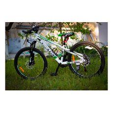 "Велосипед 24"" Kinetic Sniper белый 2018, фото 3"