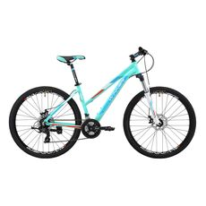 "Велосипед 27,5"" Winner Alina голубой 2018, фото 1"