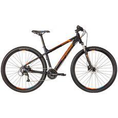 """Велосипед 29"""" Bergamont Revox 3.0 2018 black/orange/cyan (matt), фото 1"""