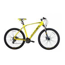 """Велосипед 27,5"""" Winner Drive желто-черный матовый 2018, фото 1"""