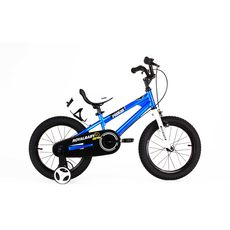 "Велосипед 12"" RoyalBaby Freestyle, синий, фото 1"