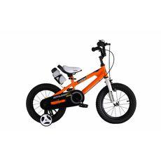 "Велосипед 12"" RoyalBaby Freestyle, оранжевый, фото 1"