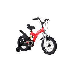 """Велосипед 16"""" RoyalBaby Flybear, красный, фото 1"""