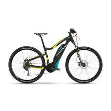 Велосипед Haibike Sduro HardNine 5.0 400Wh 2017 черный, фото 1