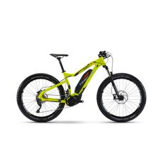 Велосипед Haibike Sduro HardSeven 7.0 500Wh 2017 лайм, фото 1