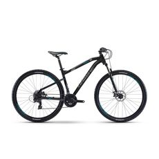 "Велосипед 29"" Haibike Seet HardNine 1.0 2017, черный, фото 1"