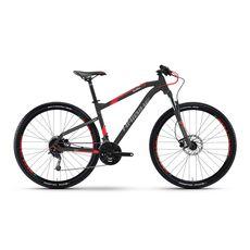 "Велосипед 29"" Haibike Seet HardNine 3.0 2017, черный, фото 1"