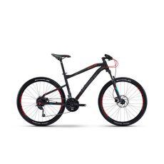 """Велосипед 27,5"""" Haibike Seet HardSeven 3.0 2017, черно-красный, фото 1"""