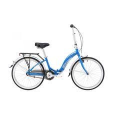 """Велосипед 24"""" Winner Ibiza синий (складной) 2018, фото 1"""