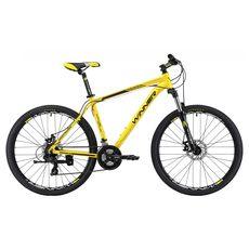 """Велосипед 27,5"""" Winner Impulse желто-черный матовый 2018, фото 1"""
