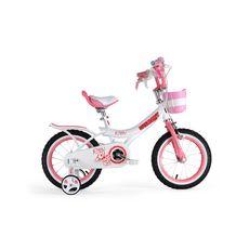 """Велосипед 16"""" RoyalBaby Jenny Girls, розовый, фото 1"""