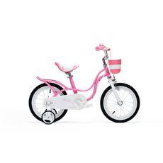 "Велосипед 12"" RoyalBaby Little Swan, розовый, фото 1"