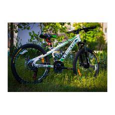 "Велосипед 24"" Kinetic Sniper белый 2018, фото 2"