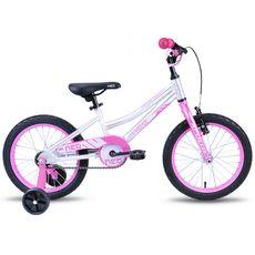"Велосипед 16"" Apollo Neo girls розовый/белый 2018 (SKD-11-71), фото 1"