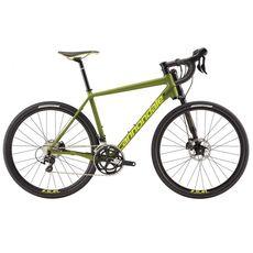 "Велосипед 27,5"" Cannondale SLATE 105 Disc зеленый матовый, фото 1"