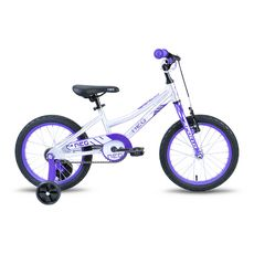 "Велосипед 16"" Apollo Neo girls фиолетовый/белый 2018 (SKD-29-81), фото 1"