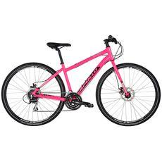 "Велосипед 28"" Apollo Trace 20 WS HI VIZ Gloss Pink/Gloss Black/Reflective 2017, фото 1"