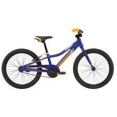 """Велосипед 20"""" Cannondale boys SS синий с оранжевым (SKD-50-52), фото 1"""