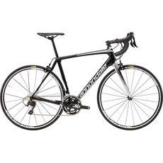 """Велосипед 28"""" Cannondale Synapse Carbon 105 SLV чёрно-серебристый 2018, фото 1"""