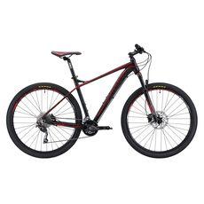 """Велосипед 29"""" Cyclone SLX PRO черный-красный 2019, фото 1"""