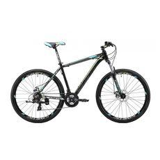 """Велосипед 27,5"""" Kinetic Storm черный-голубой 2018, фото 1"""