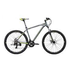 "Велосипед 27,5"" Kinetic Storm серо-зеленый 2018, фото 1"