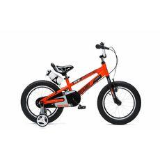 """Велосипед 14"""" RoyalBaby Space №1 Alu, оранжевый, фото 1"""