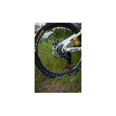 "Велосипед 24"" Kinetic Sniper белый 2018, фото 9"